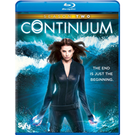 Continuum - Sesong 2 (BLU-RAY)