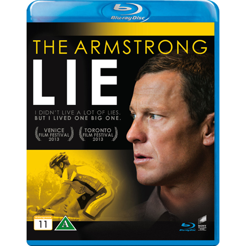The Armstrong Lie (UK-import) (BLU-RAY)