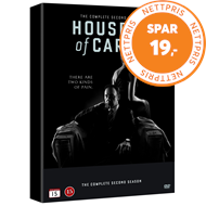 Produktbilde for House Of Cards - Sesong 2 (BLU-RAY)