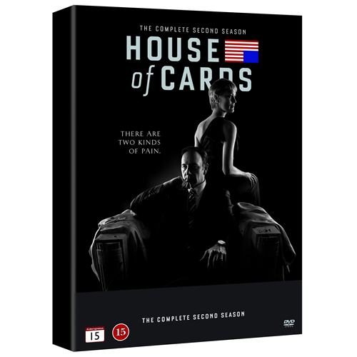 House Of Cards - Sesong 2 (BLU-RAY)
