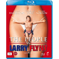 The People Vs. Larry Flynt (BLU-RAY)