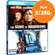 Produktbilde for The Navarone Collection (DK-import) (BLU-RAY)