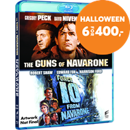 Produktbilde for The Navarone Collection (BLU-RAY)