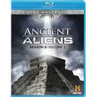Produktbilde for Ancient Aliens - Sesong 5 Del 2 (BLU-RAY)