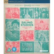 The Ealing Collection Volume 1 (UK-import) (BLU-RAY)
