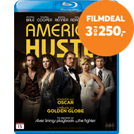 Produktbilde for American Hustle (BLU-RAY)