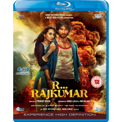 R... Rajkumar (UK-import) (BLU-RAY)