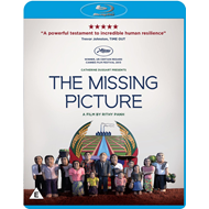 The Missing Picture (UK-import) (BLU-RAY)