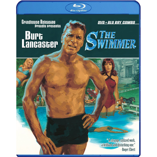The Swimmer (BLU-RAY)