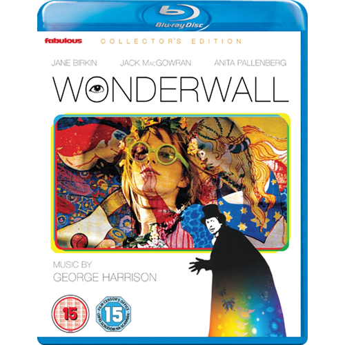 Wonderwall (UK-import) (BLU-RAY)