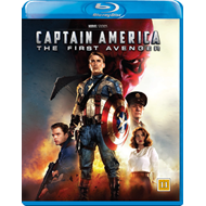 Captain America 1 - The First Avenger (BLU-RAY)