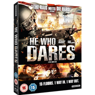 He Who Dares (UK-import) (BLU-RAY)