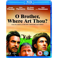 O Brother, Where Art Thou? (UK-import) (BLU-RAY)
