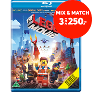 Produktbilde for The Lego Movie (BLU-RAY)