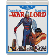 The War Lord (UK-import) (BLU-RAY)