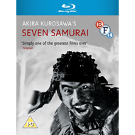 Seven Samurai (UK-import) (BLU-RAY)