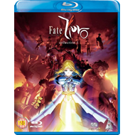 Fate Zero - Collection 1 (UK-import) (BLU-RAY)