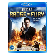 Badge Of Fury (UK-import) (BLU-RAY)