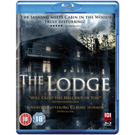 The Lodge (UK-import) (BLU-RAY)