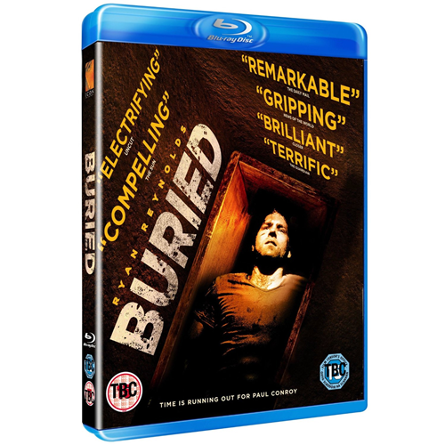 Buried (UK-import) (BLU-RAY)