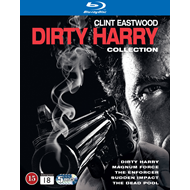 The Dirty Harry Collection (BLU-RAY)