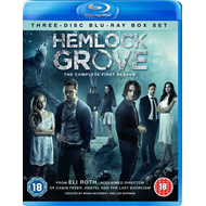 Hemlock Grove - Sesong 1 (UK-import) (BLU-RAY)