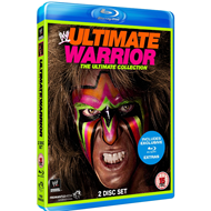 WWE: Ultimate Warrior - The Ultimate Collection (UK-import) (BLU-RAY)