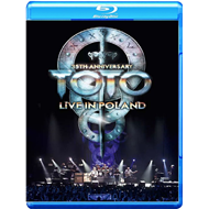 Toto - 35th Anniversary Tour - Live In Poland (UK-import) (BLU-RAY)