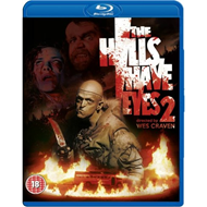 The Hills Have Eyes 2 (UK-import) (BLU-RAY)