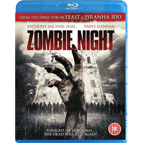 Zombie Night (UK-import) (BLU-RAY)