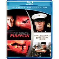 Firefox/ Heartbreak Ridge (BLU-RAY)
