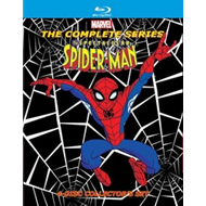 The Spectacular Spider-Man - The Complete Series (BLU-RAY)