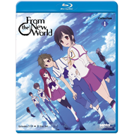 From The New World - Episodes 1 - 13 (BLU-RAY)