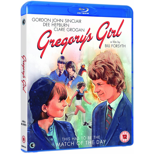 Gregory's Girl (UK-import) (BLU-RAY)