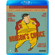 Hobson's Choice (UK-import) (BLU-RAY)