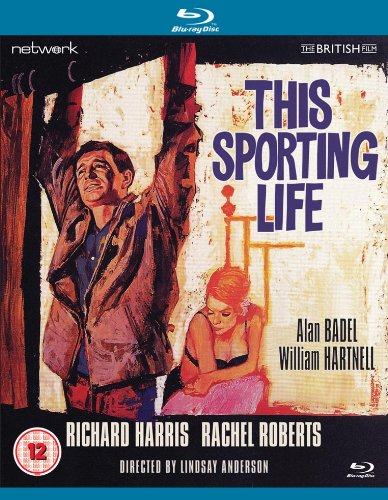 This Sporting Life (UK-import) (BLU-RAY)