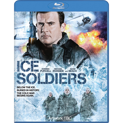 Ice Soldiers (UK-import) (BLU-RAY)