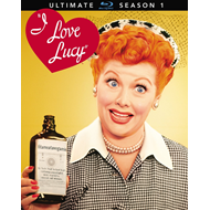 I Love Lucy - Sesong 1 (BLU-RAY)