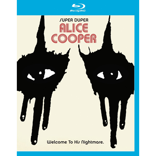 Alice Cooper - Super Duper Alice Cooper (UK-import) (BLU-RAY)