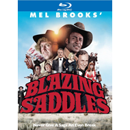 Blazing Saddles - 40th Anniversary Edition (BLU-RAY)