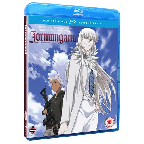 Jormungand - The Complete First Season (UK-import) (BLU-RAY)