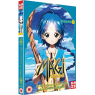 Magi - The Labyrinth Of Magic - Box 2 (UK-import) (BLU-RAY)
