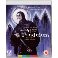 The Pit And The Pendulum (UK-import) (BLU-RAY)