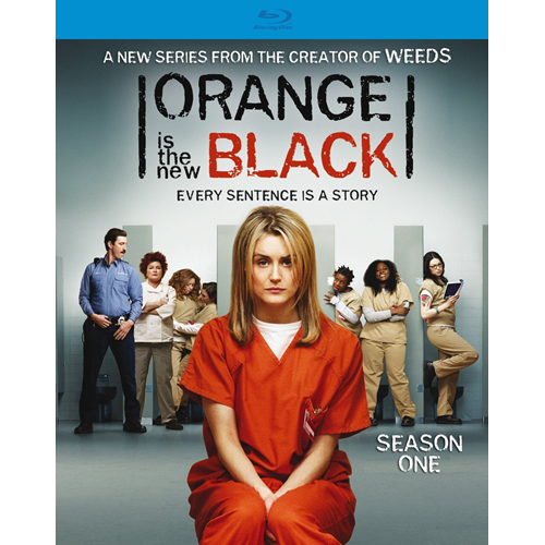 Orange Is The New Black - Sesong 1 (UK-import) (BLU-RAY)