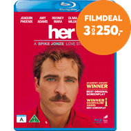 Produktbilde for Her (BLU-RAY)