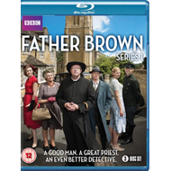 Father Brown - Sesong 1 (UK-import) (BLU-RAY)