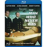 The Man Who Never Was (UK-import) (BLU-RAY)