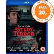 A Study In Terror (UK-import) (BLU-RAY)