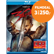 Produktbilde for 300 - Rise Of An Empire (BLU-RAY)