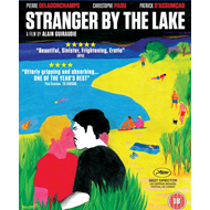 Stranger By The Lake (UK-import) (BLU-RAY)